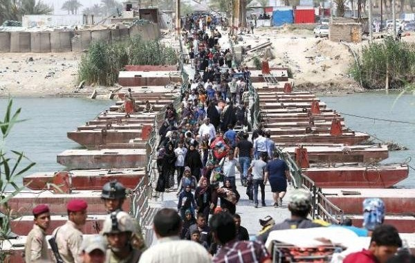 العراق: أمراض وأوبئة .. وأفاعي وعقارب وسط النازحين