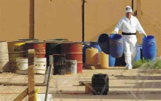 37 موقعا ملوثا بالإشعاع بجنوب العراق تسبب 20 ألف إصابة بالسرطان سنويا