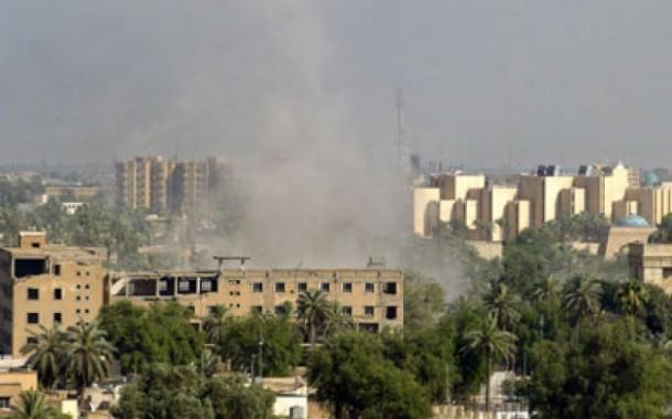 قذائف تضرب المنطقة الخضراء والسفارة الامريكية تحذر من تفجيرات