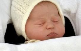 الأميرة البريطانية الجديدة تحمل اسم تشارلوت اليزابيث ديانا