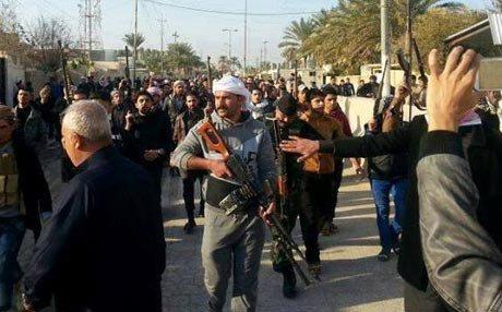 الجيش السني القادم وسط فوضى لصوص العراق   د.فواز الفواز