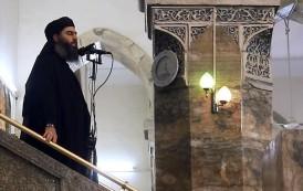مسؤول كردي: أبو بكر البغدادي لا يزال متواجد داخل الموصل