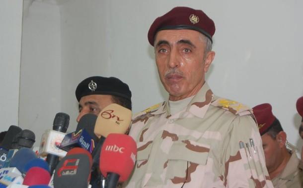 العبادي يحيل بابكر الزيباري رئيس أركان الجيش إلى التقاعد