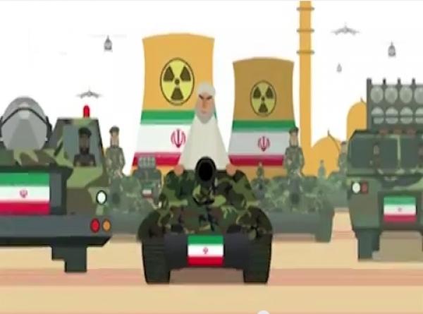 نتينياهو يروج لفيلم إسرائيلي يُشبه إيران بداعش