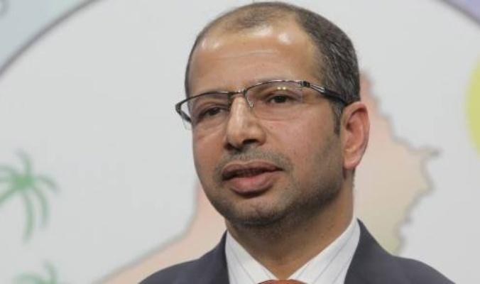 الجبوري يهاجم سياسيي السنة : يتنازعون على مناصب في محافظات محتلة