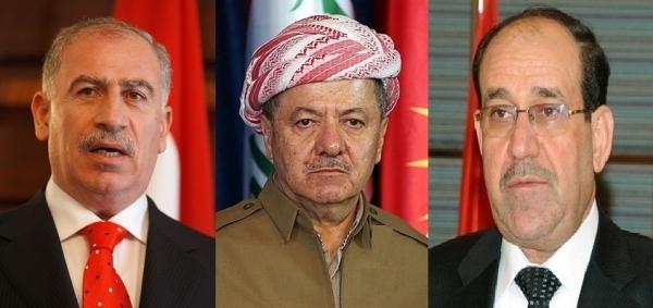 لجنة سقوط الموصل تجتمع السبت لتقييم أجوبة المالكي وبارزاني والنجيفي