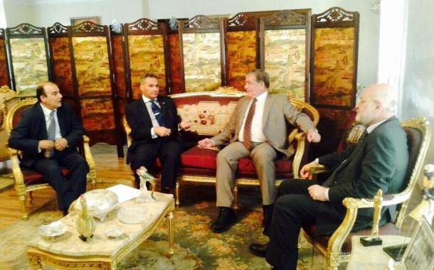 علاوي يدعو لتعبئة العالم العربي والإسلامي والدولي لمواجهة التطرّف