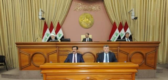 البرلمان يرفع جلسته للاثنين بعدما انهى قراءة 5 قوانين..والجبوري يؤيد المظاهرات ويتعهد باستجواب وزير الكهرباء