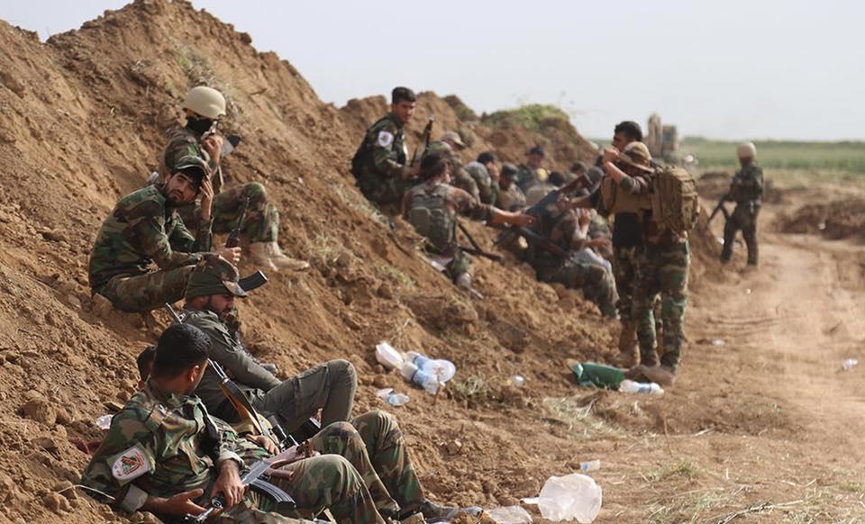 مقتل قائد داعش العسكري في البشير