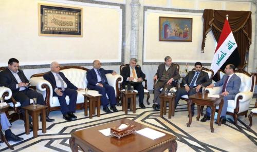 الجبوري: اسماء الوزراء المرشحين يجب ان تحظى برضى جميع الاطراف