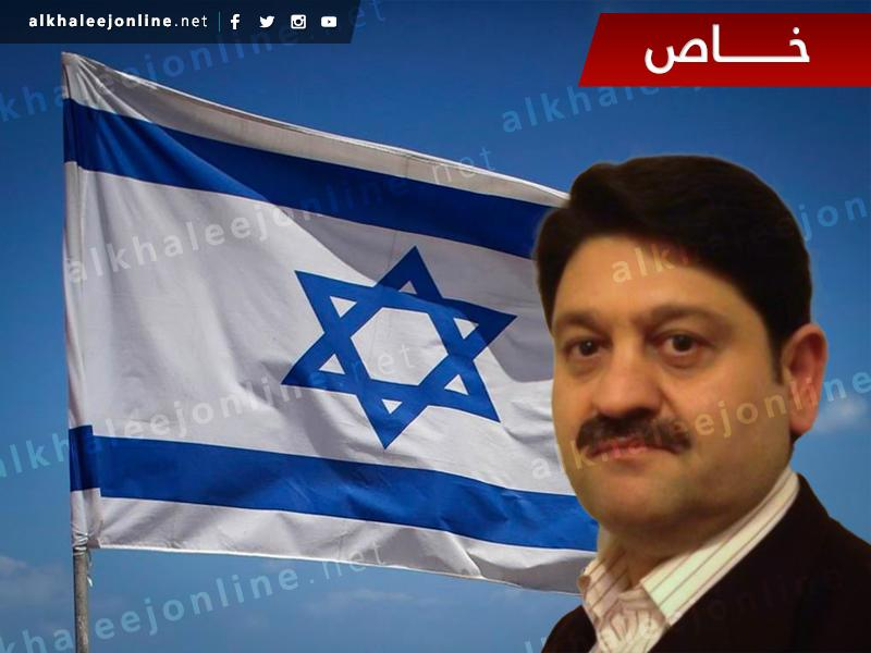 اسرار رسالة الديبلوماسي السابق حامد الشريفي الذي زار اسرائيل الموجهة الى المرجع السيستاني
