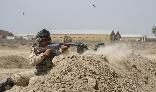 مقتل 34 داعشيا بينهم قياديان بارزان في البوشجل غرب بغداد