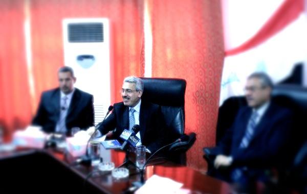 انباء عن ترشيح الدعوة لطارق نجم بديلا عن العبادي