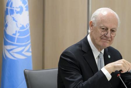 المحادثات السورية على المحك مع احتدام القتال