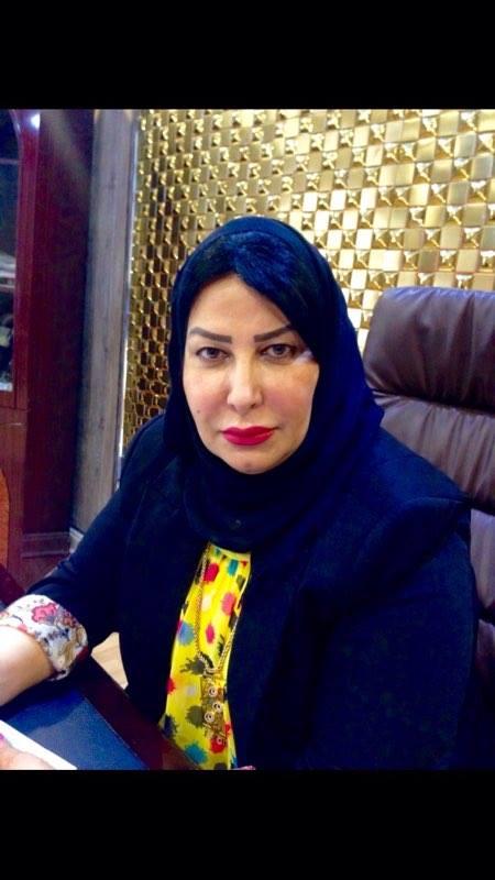 عضو الهيئة الادارية لنقابات العمال نجاة حسين : الحياة طبيعة والقوات الامنية ثابتة والغضب يَصْب للحكومة