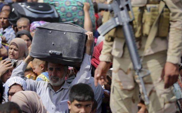 مجلس محافظة الانبار يعلن ايقاف عودة النازحين للرمادي الى اشعار آخر