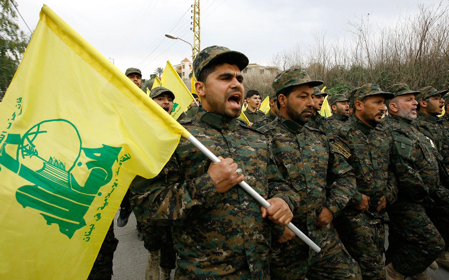 الف عنصر من حزب الله اللبناني وصلوا للعراق مؤخرا تمهيدا للسيطرة على كركوك والموصل