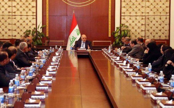 بسبب عدم اكتمال النصاب تأجيل جلسة مجلس الوزراء الى اشعار آخر