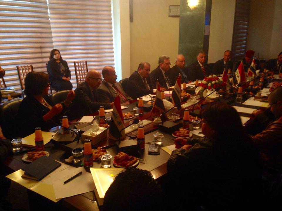 دعوات لمساعدة الحكومة في معالجة ملف المقابر الجماعية للايزيدين