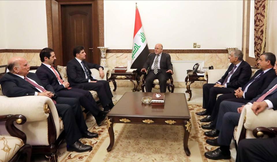 بغداد تضع 10 شروط لتسوية الازمة مع أربيل
