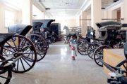 متحف المركبات الملكية في القاهرة يستعيد بريقه