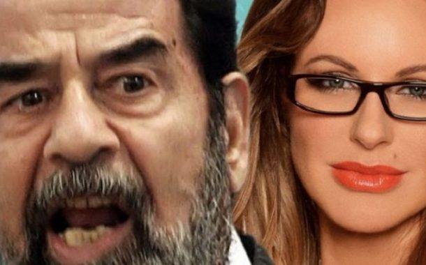 ممثلة إباحية تفجر جدلا بعد حديثها عن صدام حسين !