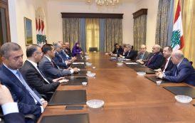 رئيس برلمان لبنان: الإستقرار مطلوب من الجميع ولن أسمح بتمزيق البلد